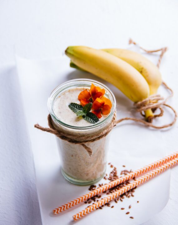 Low Carb Smoothie Banana
